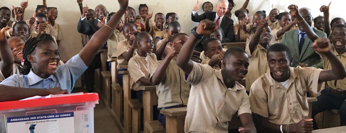 L'apprentissage de l'anglais au coeur de nos intiatives pour les jeunes